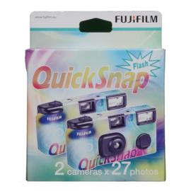 Fujifilm Quicksnap duo pak