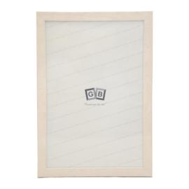 Houten lijst 10x15 wit