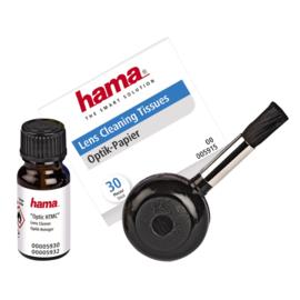 "Hama Reinigingsset ""Optik HTMC"", 3-delig"