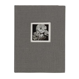 Dorr-Unitex foto album Mini-Max 100 foto's ( insteek )  10x15 grijs