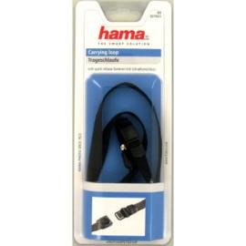Hama Draaglus met snelsluiting, 45 cm, zwart