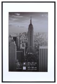 Manhattan 40x60 zwart