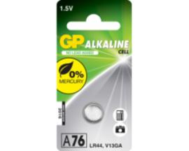 GP Alkaline batterij 1,5v A76