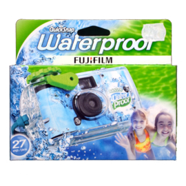 Fujifilm Quicksnap  waterproof 27 opnamens