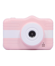 Realikids Cam 5 MP kinder camera roze