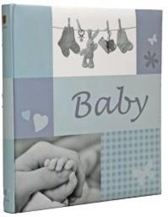 Babyalbum NTR.JESSY     blauw