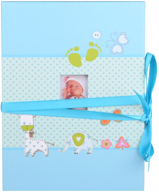 BABY MOMENTS acc. 10x15 blauw