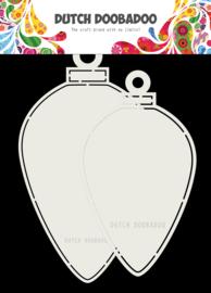 470.713.730 Card Art Kerstballen