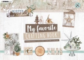 STANSBLOKSL97  Crafting Book Winter