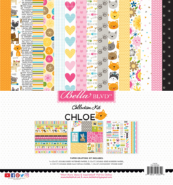 BB2286 Bella BLVD Chloe 12x12 Inch Collection Kit