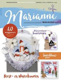 000028/0044  Marianne Design - Marianne Doe - Magazine No. 44