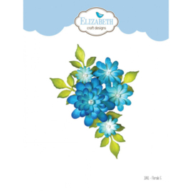 1841 ECD The Paper Flower Collection Florals 5