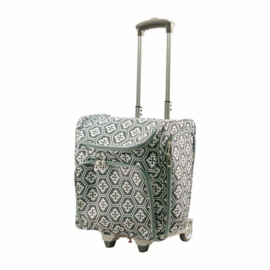 Crafter's trolley bag grijs