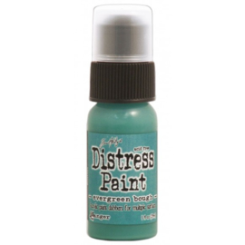 15TDD38528 Tim Holtz distress paint evergreen bough