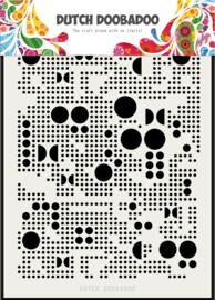 470.715.133 Mask Art Various Dots