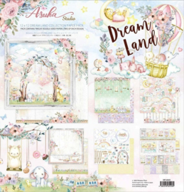 MP-60428 Memory Place Dreamland 12x12 Inch Paper Pack