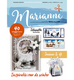 000028/0052 Marianne Design - Marianne Doe - Magazine No. 52