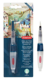 325018/0822 Derwent Push Button Waterbrush Large