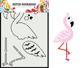 470.713.880 Build Up Art Flamingo