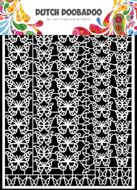 472.948.051 Laser Paper Art A5 wit Vlinders