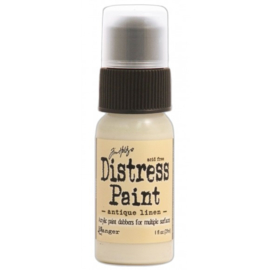 15TDD36272 Tim Holtz distress paint antique linen