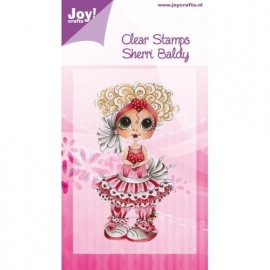 6410/0902 Joy!Crafts Stempel Sherri Baldy nr. 2