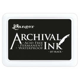 15AIP31468 Archival ink pad jet black