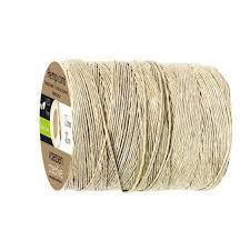 3908-021 Hemp cord naturel 0,8mm x 100m