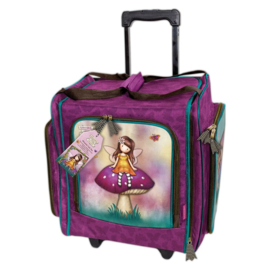 GOR 245109 Gorjuss trolley Craft Tote Faerie Folk