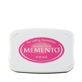 ME-000-400 Memento Ink Pad Rose Bud