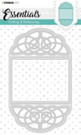 STENCILSL262 Studio Light Embossing Die Cut Essentials