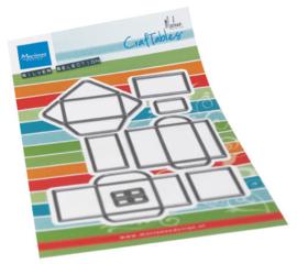 CR1518 die Envelope set