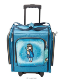 GOR 934101 Gorjuss trolley Craft Tote Little Bunny