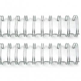 71008-0 Cinch Wires 1,9 cm Zilver