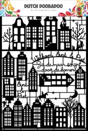 472.950.005 Laser Paper Art A5 Sinterklaas