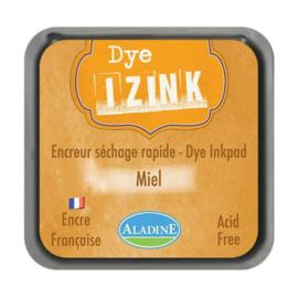 19253 Aladine Inkpad Izink Dye  Beige Miel