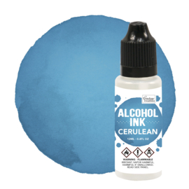 CO727317 Couture Creations Alcohol Ink Cerulean