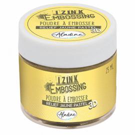 10217 Aladine Embossing Powder Powder Pastel Yellow