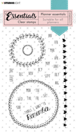 STAMPSL511 Planner Collection - Clearstamp