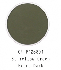 CF-PP26801 PanPastel Bright Yellow Green Extra Dark 680.1