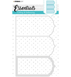 STENCILSL253 Embossing Die Cut Essentials nr.253