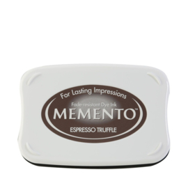 ME-000-808 Memento Ink Pad Expresso Truffle