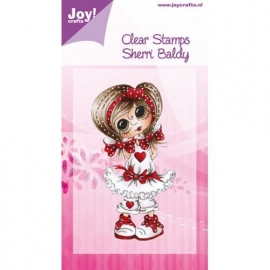 6410/0901 Joy!Crafts Stempel Sherri Baldy nr. 1