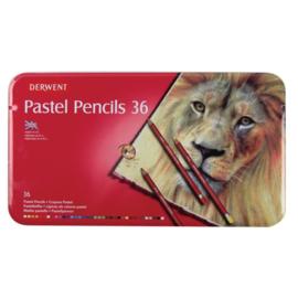 DPP0700307 Derwent Pastel Pencil 36 st blik