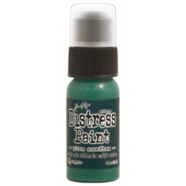 15TDD38566 Tim Holtz distress paint pine needles