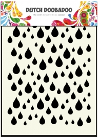 470.741.002 Mask Art A6 Rain Drops