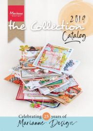 CAT2019 Marianne Doe Catalogus the collection XL - 2019