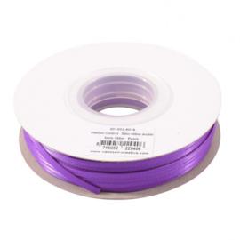 301002-5016 Vaessen Creative • Satijnlint dubbel 3 mm 100m Paars