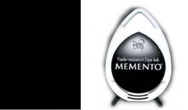 MD-000-900 Memento Dew Drop inktkussen Tuxedo black