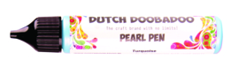 870.003.312 Dutch Doobadoo Pearl Pen Turquoise